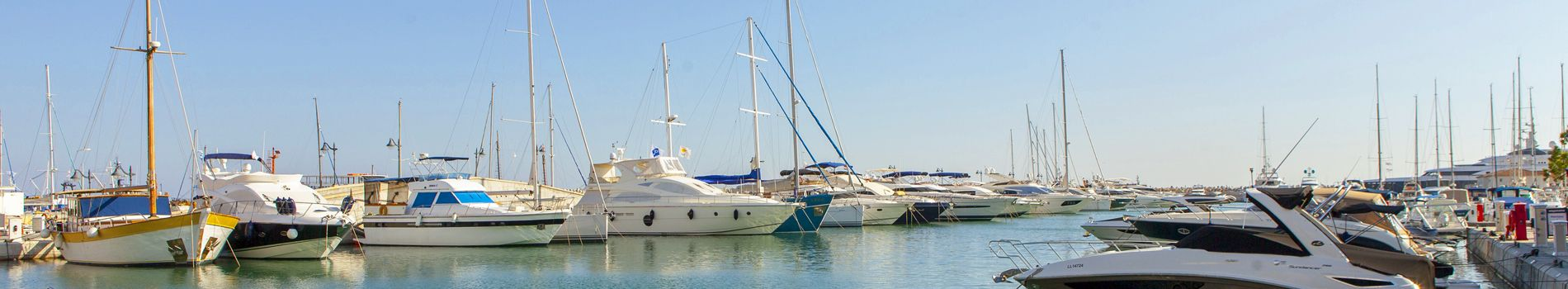 Marinas & Fishing Harbours