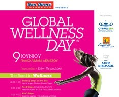 Global Wellness Day 2018