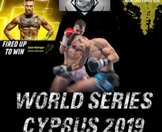 Kok Fights World Series Cyprus 2019