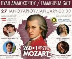260+1 Years of Mozart