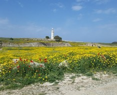 cyprus seas and lighthouses