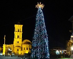 Christmas in Larnaka