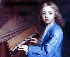 Young Bach