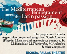 The Mediterranean Temperament meets the Latin Passion