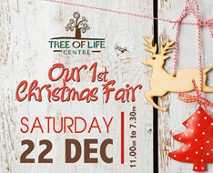 Our First Christmas Fair