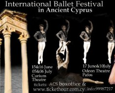International Ballet Festival in Ancient Cyprus