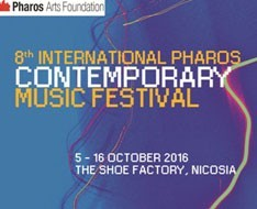 8th International Pharos Contemporary Music Festival