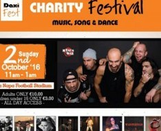 Daxifest Charity Music Festival