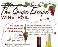 The Grape Escape Wine Trail