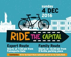 Ride the capital