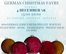 German Christmas Fayer