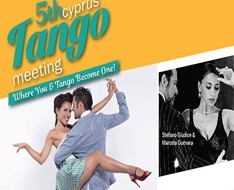 5th Cyprus Tango Meeting 2018