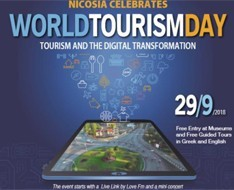 World Tourism Day Nicosia