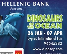 Dinosaurs of the Ocean