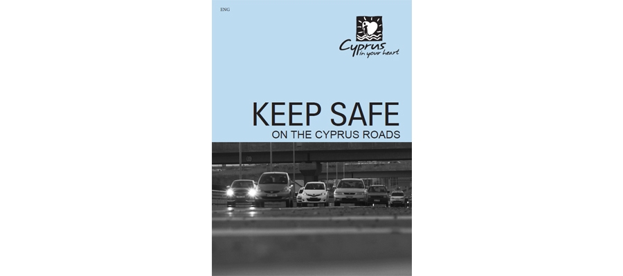 Keep safe of the Cyprus road