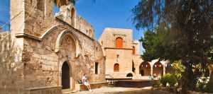 Local Route: Larnaka (Larnaca) - Ammochostos (Famagusta) Religious Route