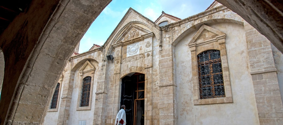 1st Local Route of Lemesos (Limassol) Religious Route