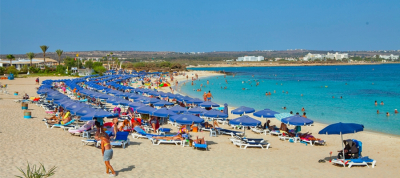 Makronisos Beach - Blue Flag