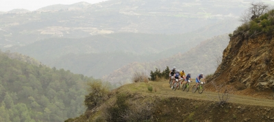Pitsylia - Troodos Cycling Route