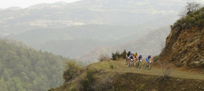 Karvounas - Prodromos Cycling Route