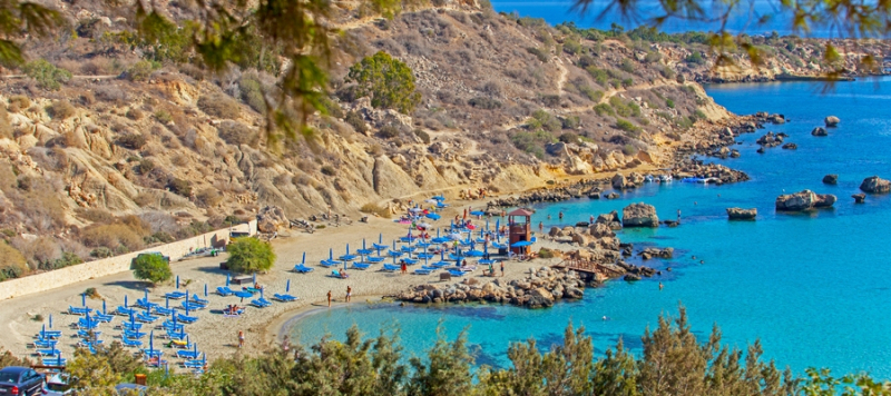 Konnos Beach - Blue Flag
