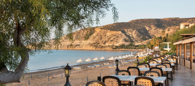 Pissouri Beach - Blue Flag