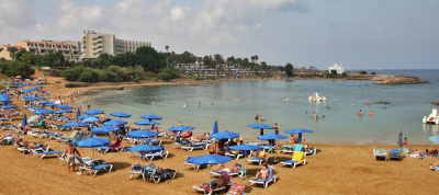 Louma Beach - Blue Flag