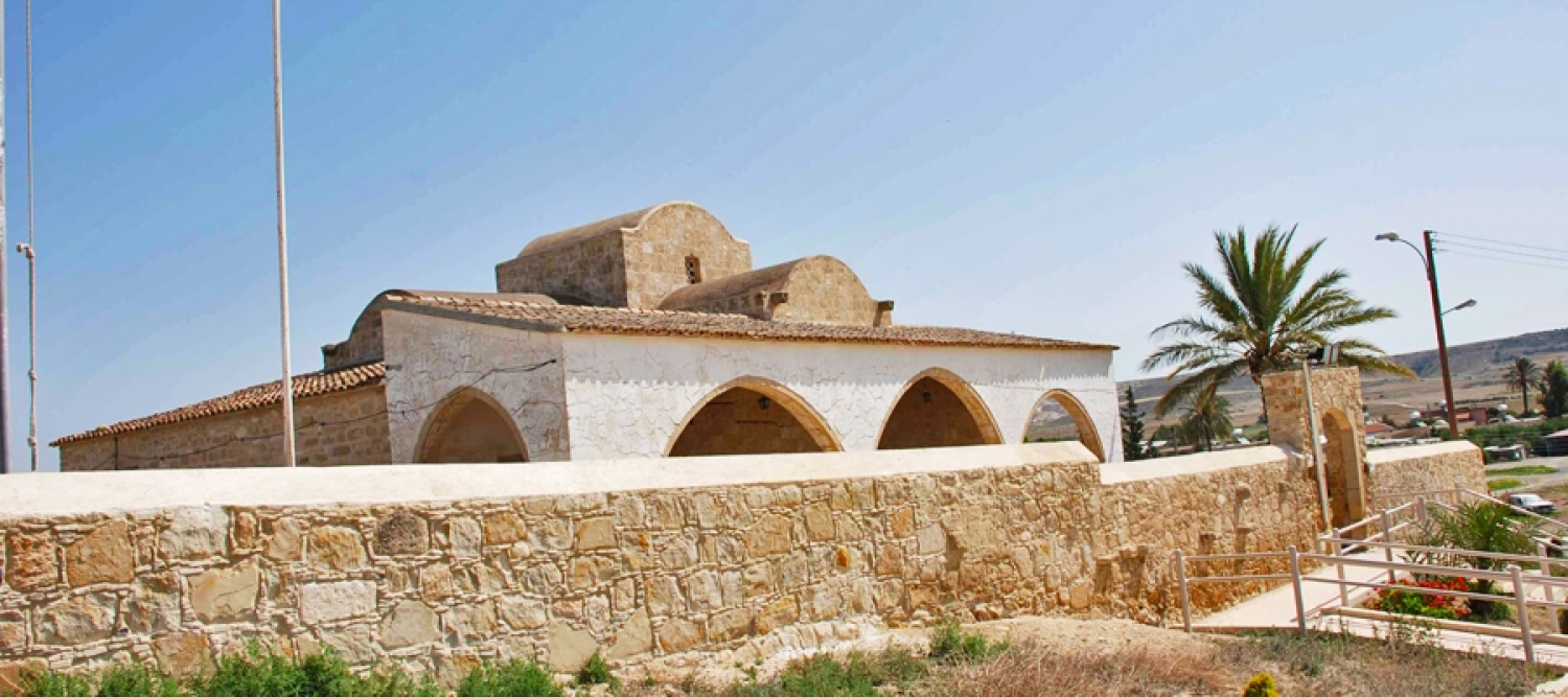 Agios Antonios Church - Kelia village