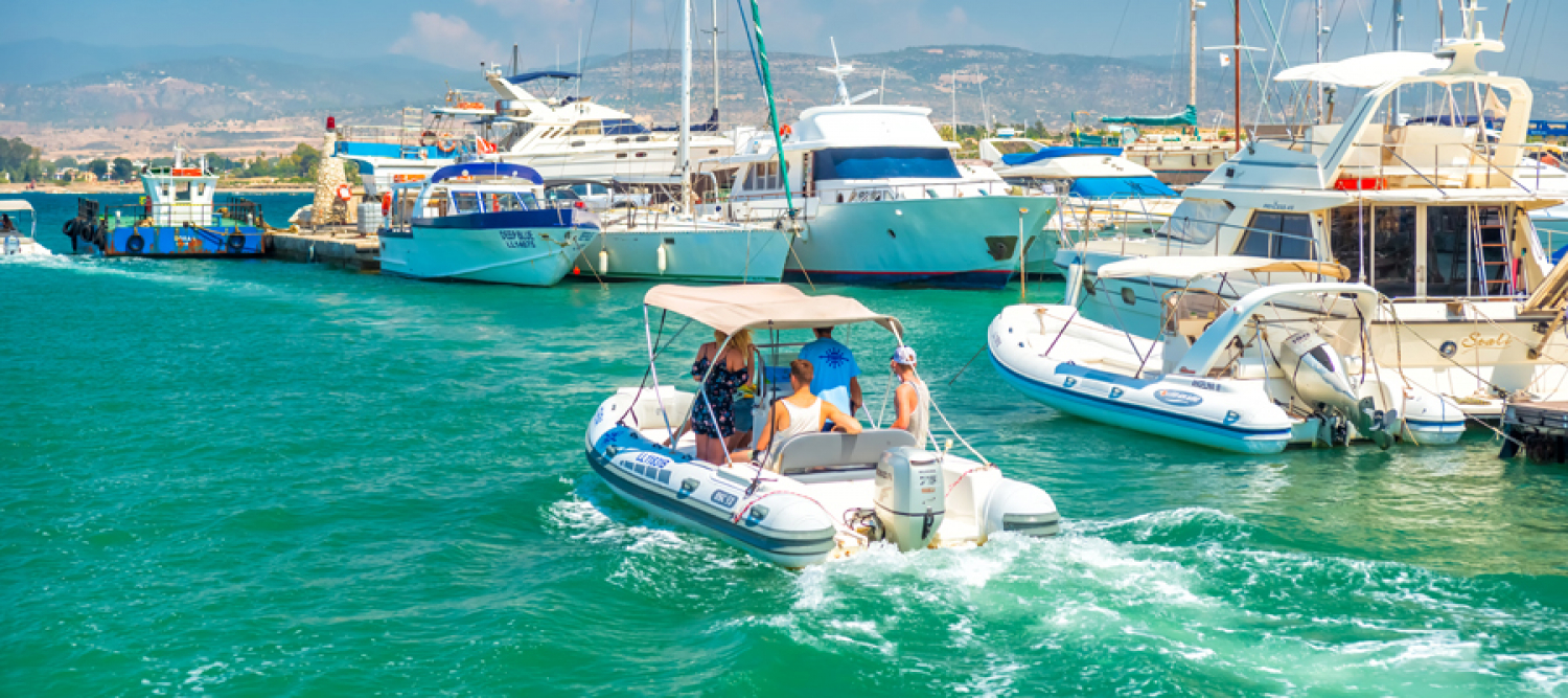 Vacation on Three Continents: Cruises from Cyprus