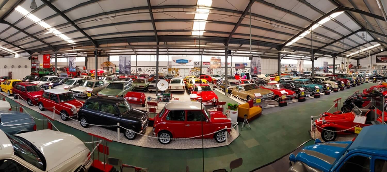 Cyprus Historic And Classic Motor Museum - Classic car museum