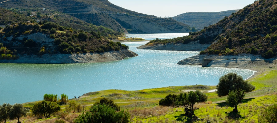Germasogeia Walks - A Village Blessed by Water / Discover the Natural Area of Germasogeia