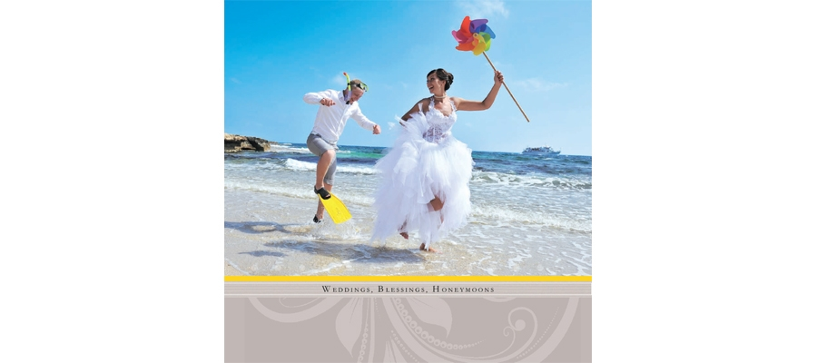 Weddings, Blessings, Honeymoons