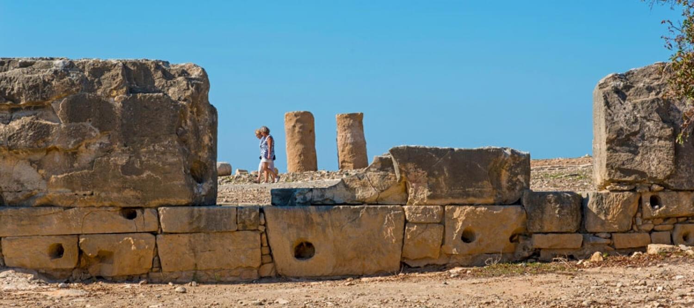 Sanctury of Aphrodite in Palaepafos
