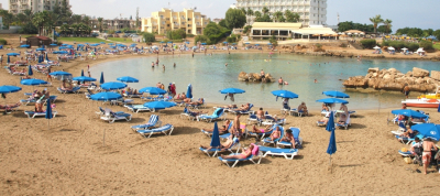 Pernera P Beach, Paralimni - Blue Flag