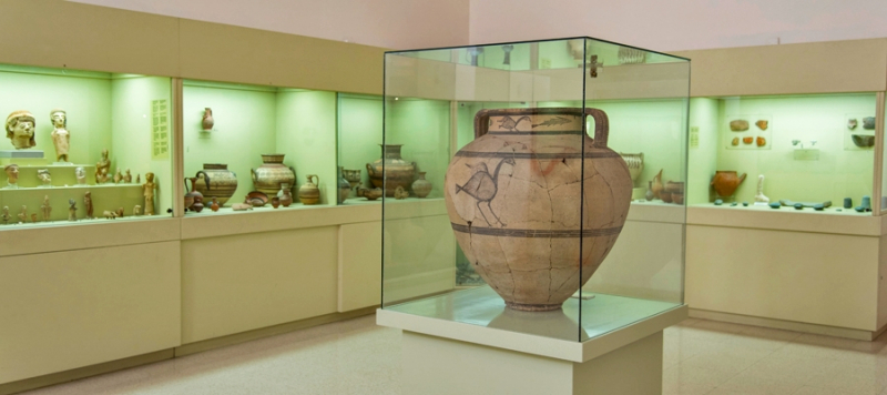 Local Archaeological Museum of Marion – Arsinoe, Polis Chrysochous