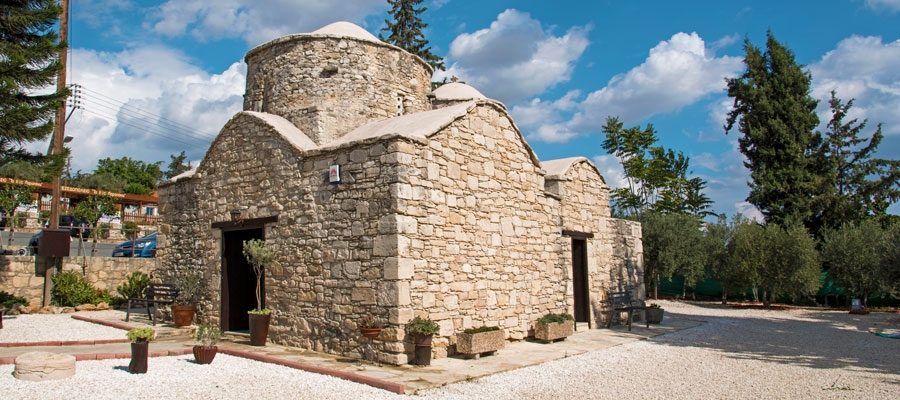 2nd Local Route of Lemesos (Limassol) Religious Route (Culture&Religion)