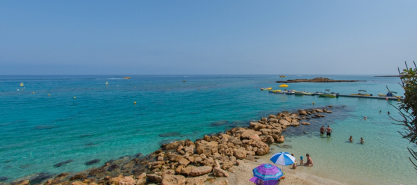 Plage de Protaras (Fig Tree Bay) - Pavillon Bleu