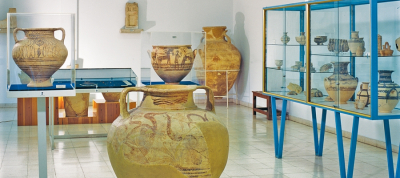 Archaeological Museum of the Larnaka District