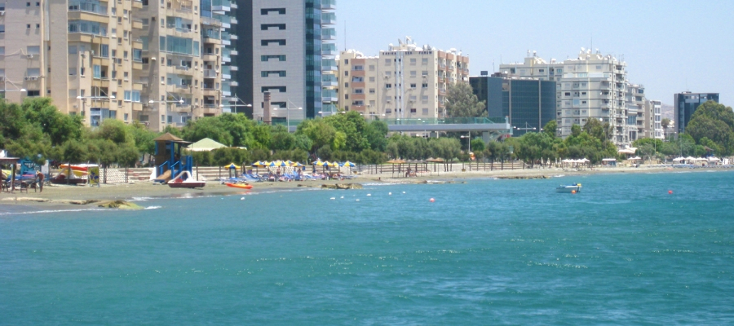Akti Olympion B Beach - Blue Flag