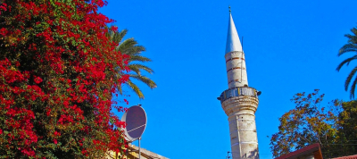 Kebir Mosque (The Great Mosque) - Lemesos (Limassol)