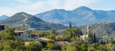 Mountainous Larnaka - Lefkosia Wine Route