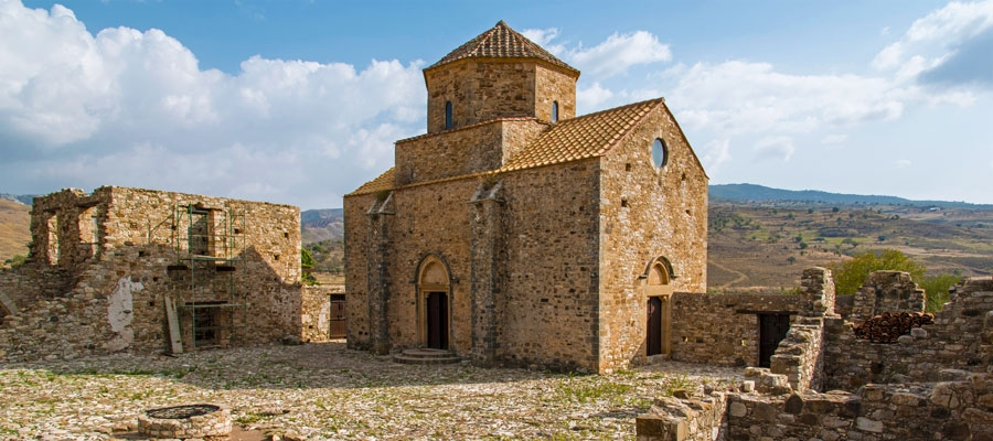 3rd Local Route of Pafos (Paphos) Religious Route