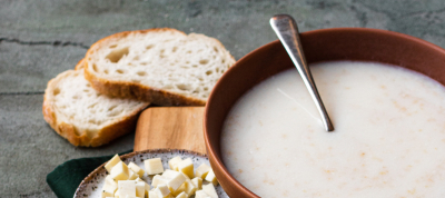 Trachanas Soup (Cracked Wheat)
