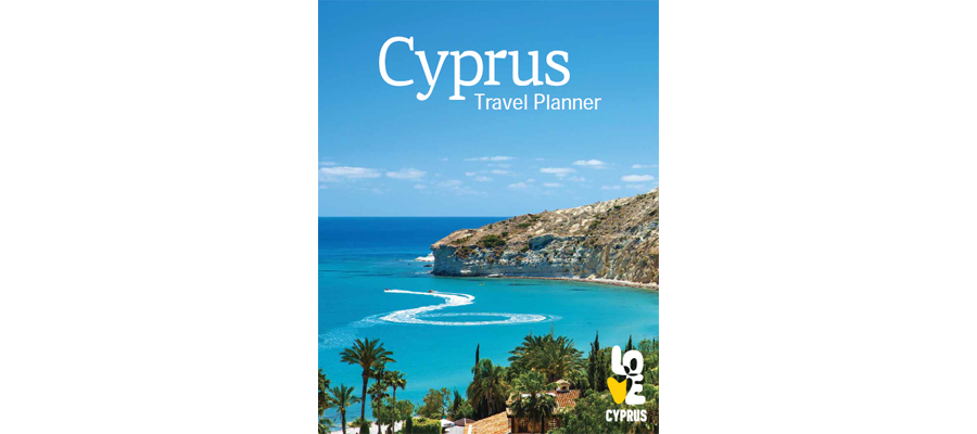 Cyprus Travel Planner Swedish