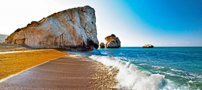Birthplace of Aphrodite - Petra tou Romiou