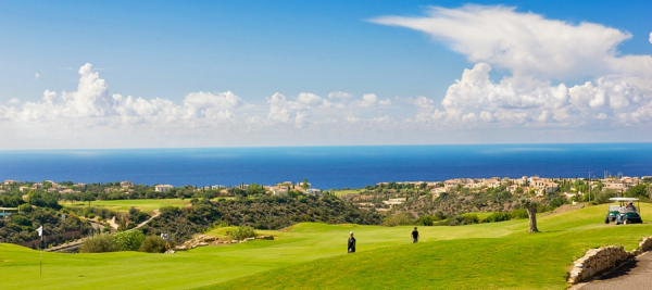 Aphrodite Hills Golf - PGA National, Cyprus