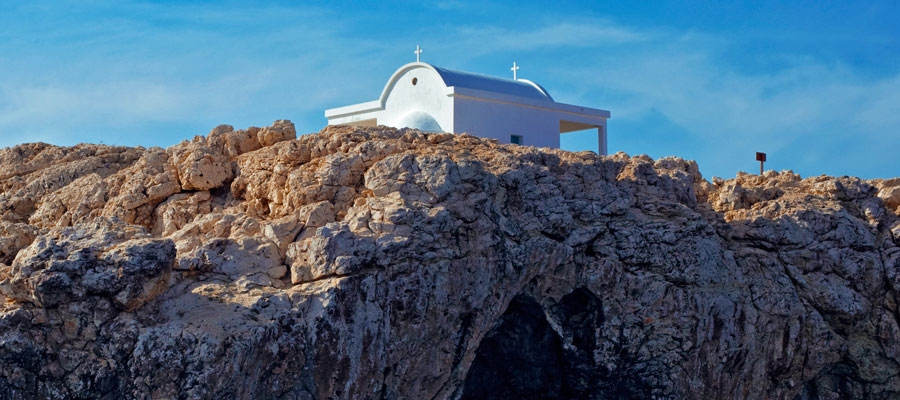 Agia Napa and the Sea: A Different Dimension