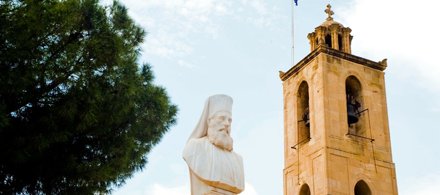 1st Local Route: Lefkosia (Nicosia) - Old City of Lefkosia Religious Route